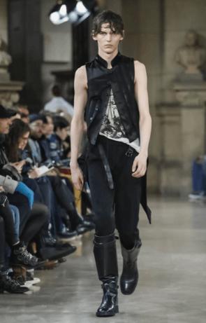 ANN DEMEULEMEESTER MENSWEAR FALL WINTER 2018 PARIS20