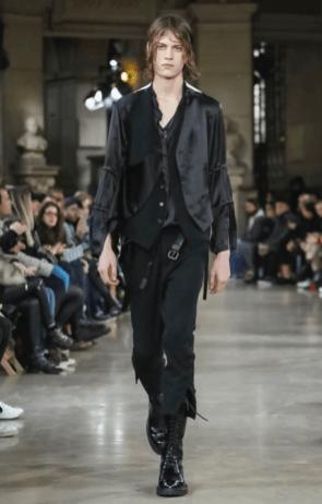 ANN DEMEULEMEESTER MENSWEAR FALL WINTER 2018 PARIS32