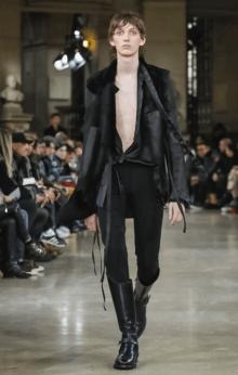 ANN DEMEULEMEESTER MENSWEAR FALL WINTER 2018 PARIS36
