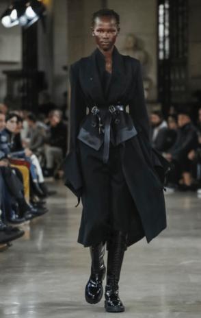 ANN DEMEULEMEESTER MENSWEAR FALL WINTER 2018 PARIS6