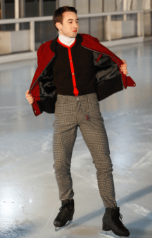 BAND OF OUTSIDERS MENSWEAR FALL WINTER 2018 LONDON4