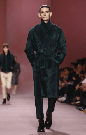 BERLUTI MENSWEAR FALL WINTER 2018 PARIS34
