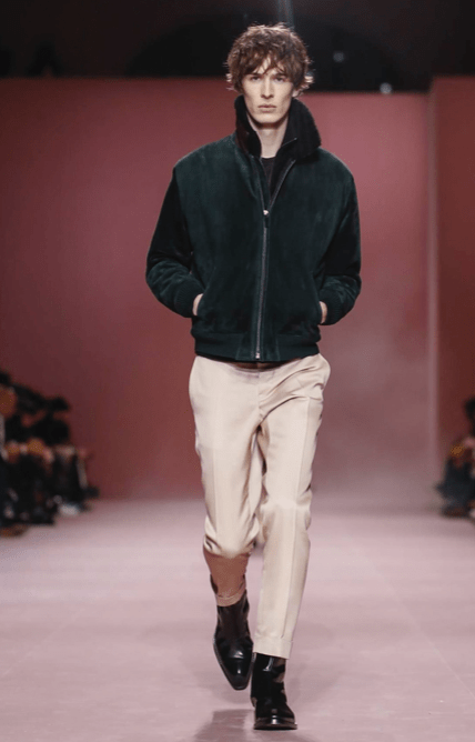 BERLUTI MENSWEAR FALL WINTER 2018 PARIS35