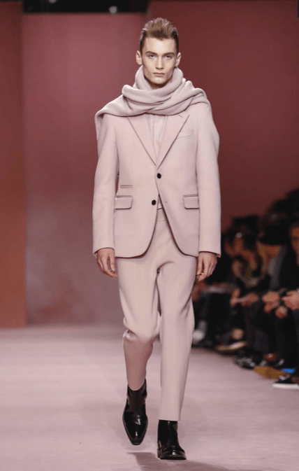 BERLUTI MENSWEAR FALL WINTER 2018 PARIS37