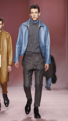 BERLUTI MENSWEAR FALL WINTER 2018 PARIS6