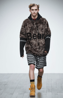 BOBBY ABLEY MENSWEAR FALL WINTER 2018 LONDON1