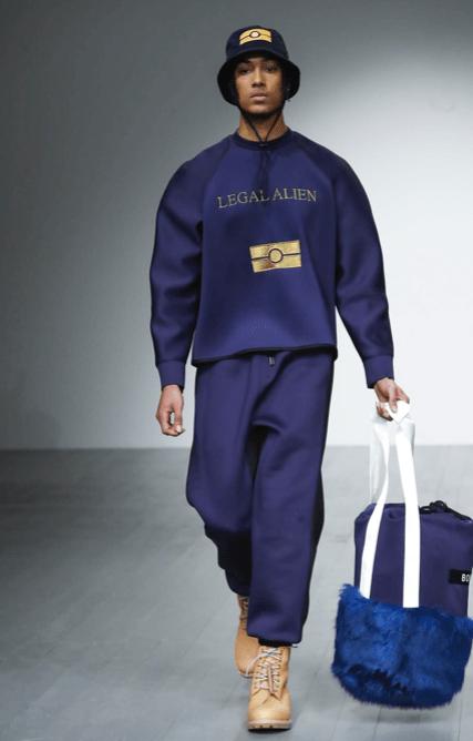 BOBBY ABLEY MENSWEAR FALL WINTER 2018 LONDON18