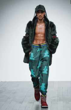 BOBBY ABLEY MENSWEAR FALL WINTER 2018 LONDON20