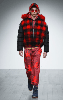 BOBBY ABLEY MENSWEAR FALL WINTER 2018 LONDON22