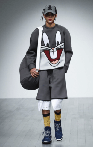 BOBBY ABLEY MENSWEAR FALL WINTER 2018 LONDON6