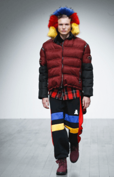 BOBBY ABLEY MENSWEAR FALL WINTER 2018 LONDON8