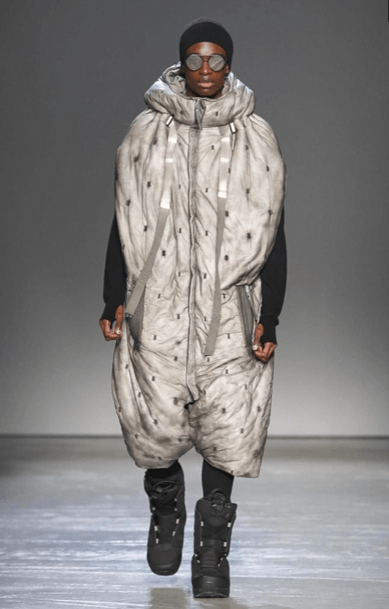 BORIS BIDJAN SABERI MENSWEAR FALL WINTER 2018 PARIS17
