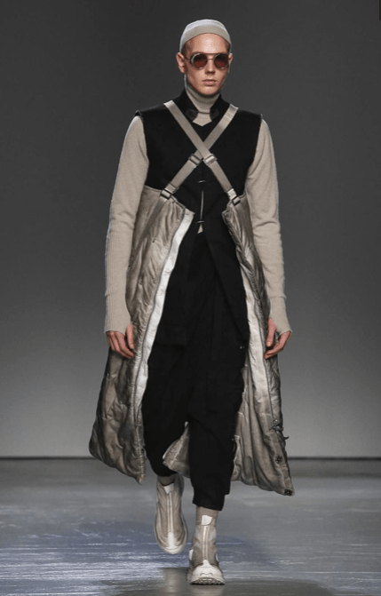 BORIS BIDJAN SABERI MENSWEAR FALL WINTER 2018 PARIS20