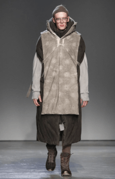 BORIS BIDJAN SABERI MENSWEAR FALL WINTER 2018 PARIS4