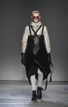 BORIS BIDJAN SABERI MENSWEAR FALL WINTER 2018 PARIS6