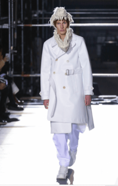 COMME DES GARCONS HOMME PLUS MENSWEAR FALL WINTER 2018 PARIS2