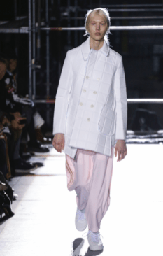 COMME DES GARCONS HOMME PLUS MENSWEAR FALL WINTER 2018 PARIS24