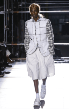 COMME DES GARCONS HOMME PLUS MENSWEAR FALL WINTER 2018 PARIS29