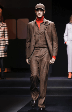 DAKS MENSWEAR FALL WINTER 2018 MILAN34