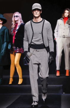 DAKS MENSWEAR FALL WINTER 2018 MILAN37
