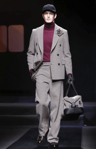 DAKS MENSWEAR FALL WINTER 2018 MILAN5