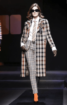 DAKS MENSWEAR FALL WINTER 2018 MILAN50