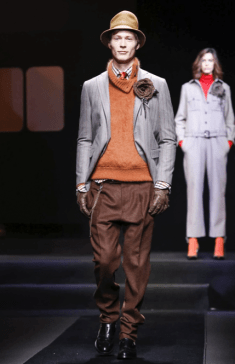 DAKS MENSWEAR FALL WINTER 2018 MILAN53