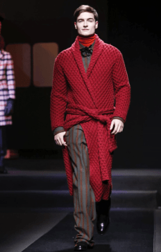 DAKS MENSWEAR FALL WINTER 2018 MILAN9