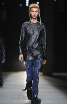DIESEL BLACK GOLD MENSWEAR FALL WINTER 2018 MILAN1
