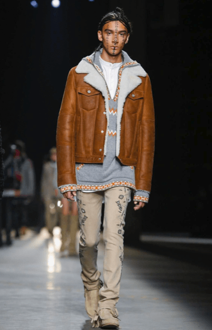 DIESEL BLACK GOLD MENSWEAR FALL WINTER 2018 MILAN13