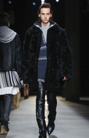 DIESEL BLACK GOLD MENSWEAR FALL WINTER 2018 MILAN27