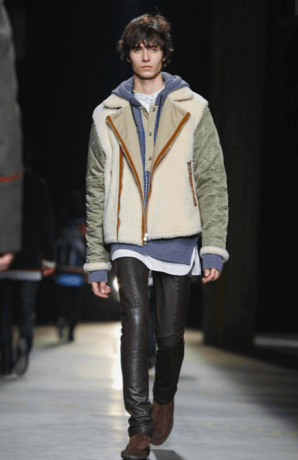 DIESEL BLACK GOLD MENSWEAR FALL WINTER 2018 MILAN8