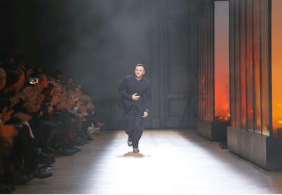 DIOR HOMME MENSWEAR FALL WINTER 2018 PARIS14