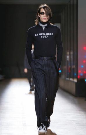 DIOR HOMME MENSWEAR FALL WINTER 2018 PARIS33