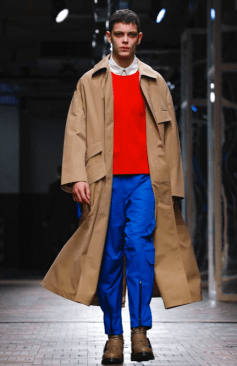 DIRK BIKKEMBERGS MENSWEAR FALL WINTER 2018 MILAN29