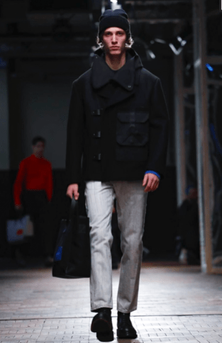 DIRK BIKKEMBERGS MENSWEAR FALL WINTER 2018 MILAN34