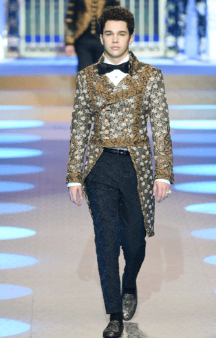 DOLCE & GABBANA MENSWEAR FALL WINTER 2018 MILAN29