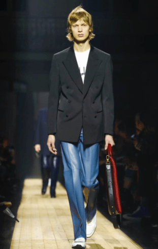 DUNHILL MENSWEAR FALL WINTER 2018 PARIS21