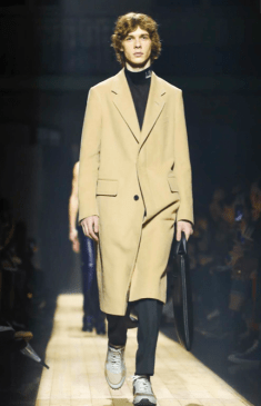 DUNHILL MENSWEAR FALL WINTER 2018 PARIS22