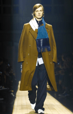 DUNHILL MENSWEAR FALL WINTER 2018 PARIS30