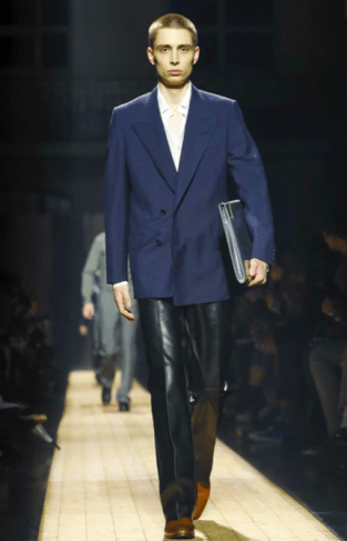 DUNHILL MENSWEAR FALL WINTER 2018 PARIS33