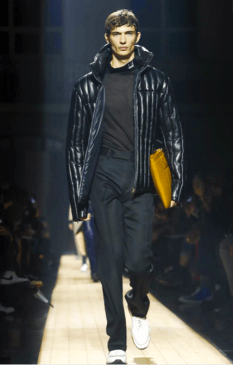 DUNHILL MENSWEAR FALL WINTER 2018 PARIS35