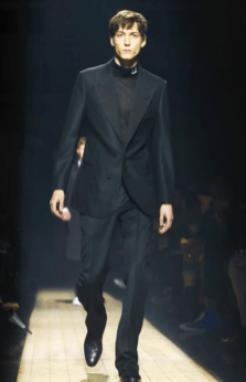 DUNHILL MENSWEAR FALL WINTER 2018 PARIS36