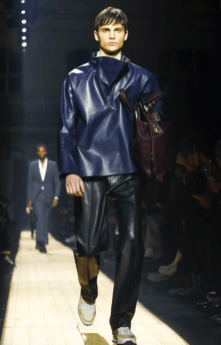 DUNHILL MENSWEAR FALL WINTER 2018 PARIS4