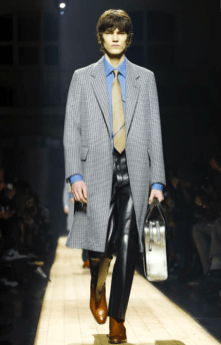 DUNHILL MENSWEAR FALL WINTER 2018 PARIS5