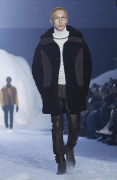 ERMENEGILDO ZEGNA MENSWEAR FALL WINTER 2018 MILAN18