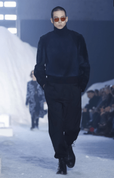 ERMENEGILDO ZEGNA MENSWEAR FALL WINTER 2018 MILAN22