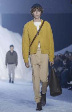 ERMENEGILDO ZEGNA MENSWEAR FALL WINTER 2018 MILAN42