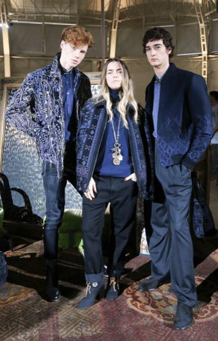 ETRO MENSWEAR FALL WINTER 2018 MILAN13