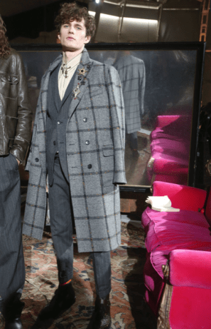 ETRO MENSWEAR FALL WINTER 2018 MILAN5